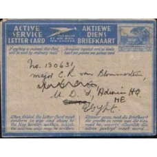 1941 SOUTH AFRICA AERO 3d Grootte Schuur VFU