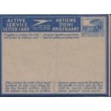 1941 SOUTH AFRICA AEROGRAMME Mint