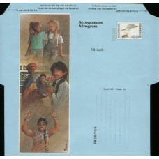 1987 SOUTH AFRICA CULTURES AERO pre postage Mint