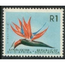 1961 SOUTH AFRICA R1 Strelitzia MM