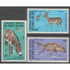1976 AFAR and ISSA Wild Animals Mint