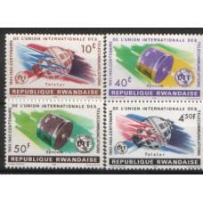 1965 RUANDA ITU set VF LMM