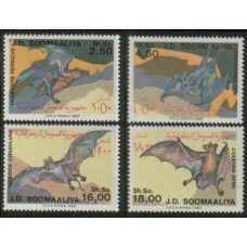1985 SOMALIA Bats MNH