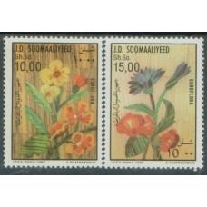 1986 SOMALIA EUROFLORA MNH