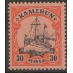 1900 GERMAN CAMEROON 30Pfg LMM