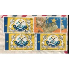 2000 CONGO- Kinsh. Commercial forwarded Cover