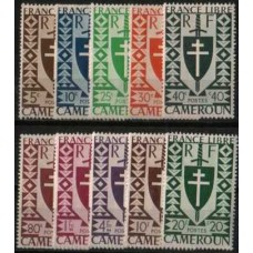 1942 Cameroon 10 Diff Lothering Cross LMM