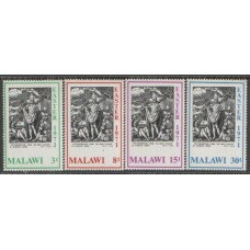 1971 MALAWI Easter -The Resurection MNH.