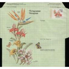 1987 SOUTH AFRICA 16c Aero Flowers MINT