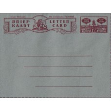 1955 SOUTH AFRICA AERO 1-1/2d Briefkaart Mint