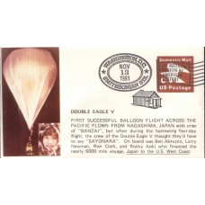 1981 UNITED STATES of AMERICA Double Eagle V Cover