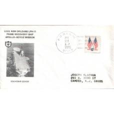 1975 UNITED STATES of AMERICA Apollo -Soyuz Recovery