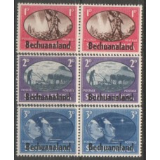 1945 BECHUANALAND Peace issue MNH