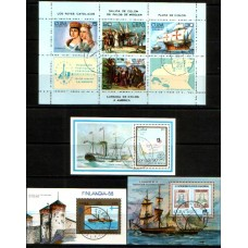 CUBA: 11 Topical miniature sheet cv£38.15 VFU