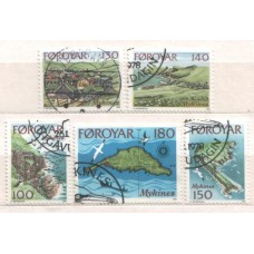 1978 FAROE Is. Mykines Island VFU