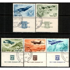 1962 & 1967 ISRAEL Airforce sets VFU