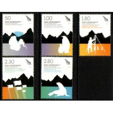 2009 ROSS DEPENDENCY Signing of Antarctic Treaty set MNH