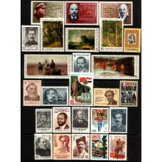 1960 - 1993 6 Groups as per scans, all Topical 112 values some sets, high cv£83.15 MNH